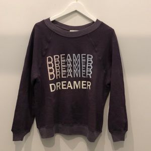 Wildfox DREAMER pullover (I have S & M)